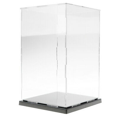 Clear Acrylic Display Case Protction Box Action Figures • 27.82£