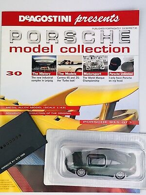 Deagostini Porsche Model Collection - No 30 - Porsche 911 GT3 1999 • 12.99£
