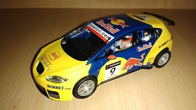 Scalextric Seat Leon Altaya Seat Collection • 25£