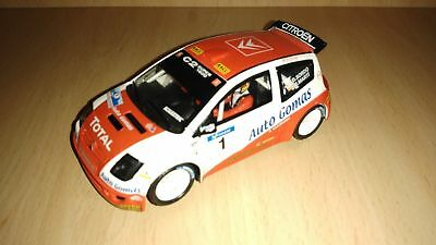 Scalextric Citroen C2 Altaya Rallys Of Spain Collection   • 25£