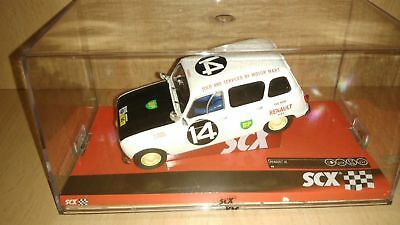 Scalextric Renault 4 L  East African • 45£