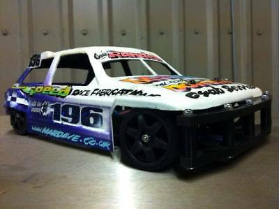 Kamtec Winged 1300 Saloon Stock Car Fully Built 1:12 Scale £135.00 • 135£