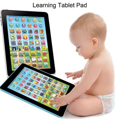 Mini Kids Laptop Tablet Ipad Computer Child Educational Game Gaming Toy Learning • 6.38£
