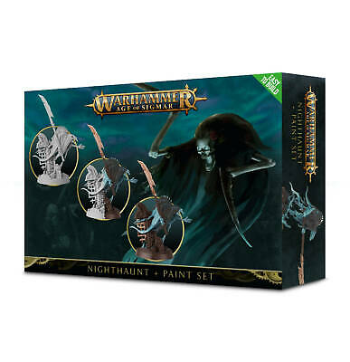 Warhammer Age Of Sigmar Miniature And Paint Set - Nighthaunt • 21.57£