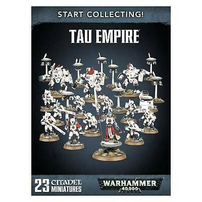 Warhammer 40,000 - Start Collecting! Tau Empire Box Set • 57.77£