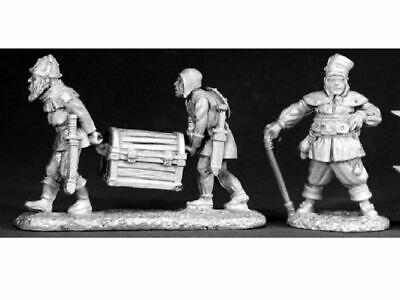 Reaper Miniatures Dark Heaven Legends 02548 Merchant And Henchmen • 8.96£
