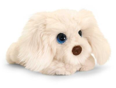 Keel Signature Cuddle Puppy Labradoodle Dog Soft Toy 32cm • 16.56£