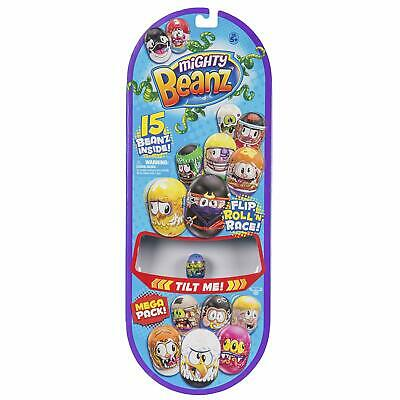 Mighty Beanz Mega Pack Includes X15 Mighty Beanz • 18.95£