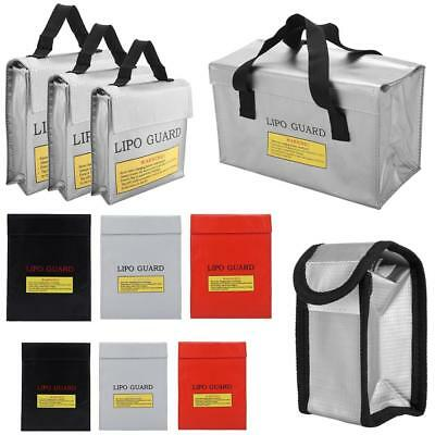 Explosionproof Lipo Battery Safe Bag Guard Fireproof Box Charge & Storage Bags • 7.86£
