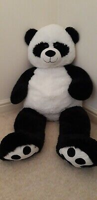 Large Soft Toy Panda • 15£