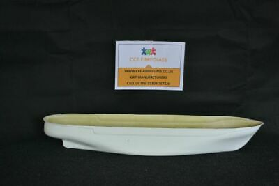 Rc Fibreglass Boat Shell Hull • 40£