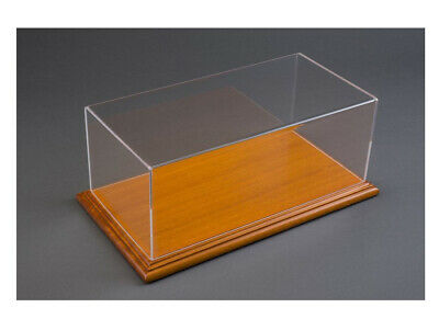 Luxury Wood Finish Base (1:18 Scale By Atlantic ATL10057) • 49.99£