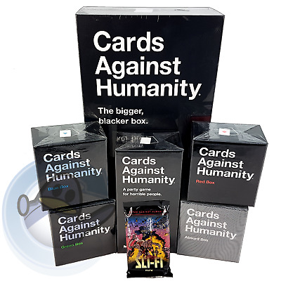 Cards Against Humanity / Adult Card Game / Main Game & Expansions • 28.07£