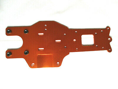 Baja Orange Rear Chassis Plate , Compatible With Hpi Baja  • 19.99£