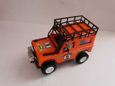 Scalextric Land Rover Sts Orange • 120£