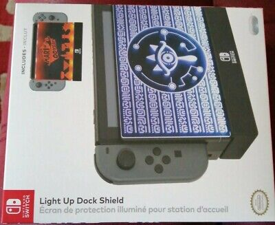 Nintendo Swith Light Up Dock Shield By PDP • 15£