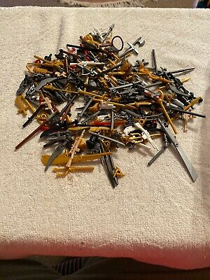Lego Weapons Assortment Collection Lot • 60£