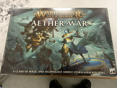Warhammer Age Of Sigmar Aether War Complete Set - New And Sealed • 99.95£
