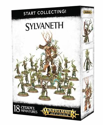 Start Collecting! Sylvaneth, Warhammer 40,000 Age Of Sigmar, 40k • 55£