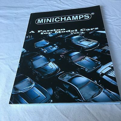 Minichamps. A Passion For Model Cars, Vol 3. • 25£