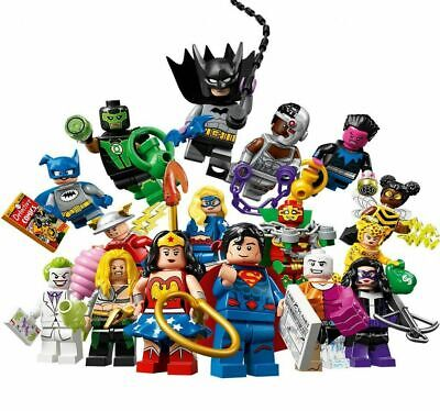 Lego Minifigures Dc Super Heroes Series 71026 - Choose Your Mini Figure • 6.95£