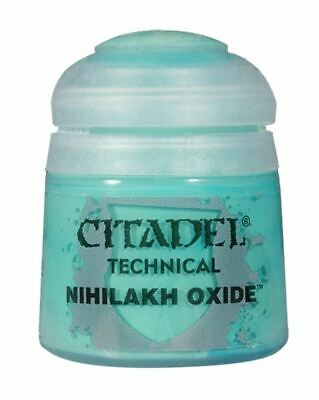 Nihilakh Oxide, Citadel Paint - Technical, Warhammer 40,000/Age Of Sigmar • 2.75£