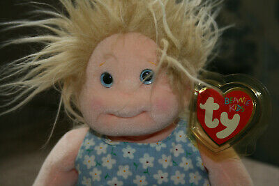 TY BEANIE BABIES KIDS   ANGEL   1994. With Tags 2nd Version Elastic Underpants • 8.50£
