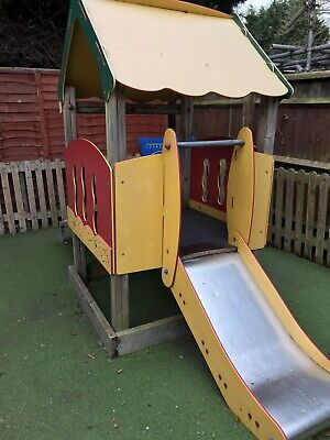 Childrens Playground House/ Slide/climbing Equipment • 1,500£