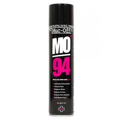 Muc-off Mo94 Lubicant And Protection Spray 400ml • 11.59£