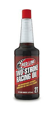 Red Line TWO-STROKE RACING OIL 16oz/473ml • 19.20£
