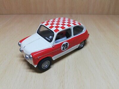 Scalextric Seat 600 Altaya Rallys Of Spain Collection • 30£