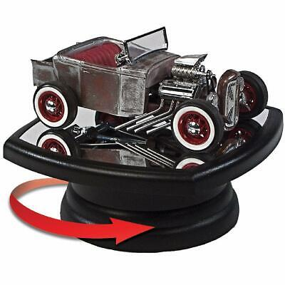 Autoworld Motorized Rotating Display Stand For 1:64 1:24 1:32 Diecast Model Cars • 15.99£