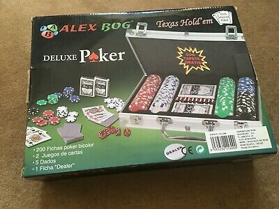 Poker Chips Set • 30£