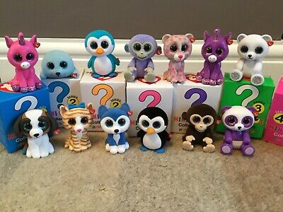 TY Mini Boos.Series 1-4. Multi Postage Discounts. More Added, See Drop Down Menu • 5£