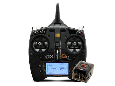 Spektrum DX6e 6CH Transmitter And  AR620 Receiver • 199.99£