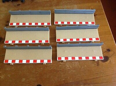 Beige Scalextric Track Side Borders L8681 X 6 • 12.99£