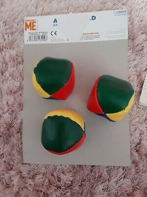 Juggling Balls X3 - GREAT CONDITION  • 2.99£