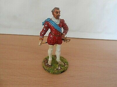 Hand Painted In London Diecast Model Of Francis Drake  - Ex Shop Display • 12.50£
