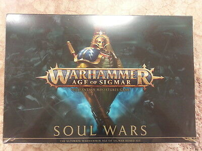 Warhammer Age Of Sigmar Soul Wars Starter Core Set - New And Sealed • 80.95£