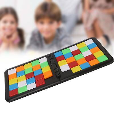 Rubiks Race Puzzle Board Game Rubix Race Mind Game Puzzle Kids Toy Gift • 3.19£