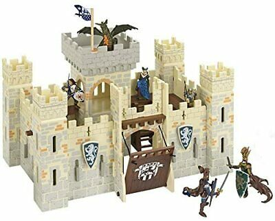 Papo 60004 Weapon Master Knight Castle Small - BRAND NEW • 49.95£