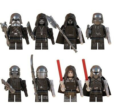 Knights Of Ren Star Wars Mini-figures. Lego Compatible - NEW - Posted From U.K. • 13.99£