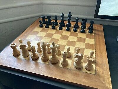 Jaques Of London Chess Set • 70£