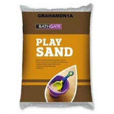 25 Kg BATHGATE Children's Play Sand  NON STAINING PLAY PIT SAND  • 12.99£