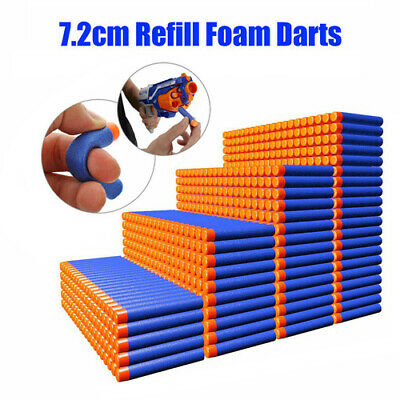 Nurf Gun Bullets Mega Darts Blasters For Nerf N-Strike Kid Toy Gift Elite Sniper • 4.49£