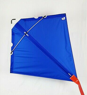 PETER POWELL Dual Line Stunt Kite MKIII BLUE  - Adults Kids Outdoor Sport To • 39.95£