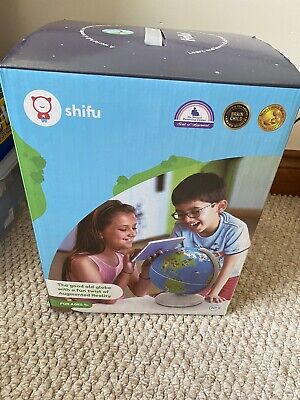 PlayShifu Shifu Orboot: The Educational, Augmented Reality Based Globe | STEM • 19£