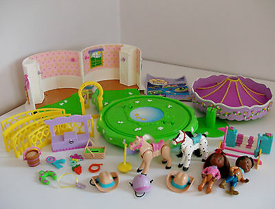 Toybiz Horse Playset With Figures & Accessories • 17.99£