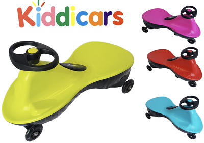 2020 Wiggle Swivel Plasma Car Self Propelled Ride On 4 Colours With LED Wheels • 24.99£
