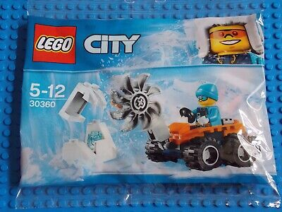 Lego - City ( Set 30360 - Arctic Ice Saw ) Brand New • 2.99£